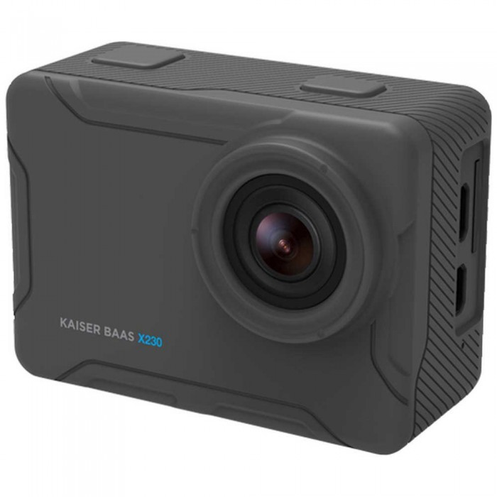 [해외]KAISERBAAS X230 FULL HD Action Camera 1080P 60FPS 5MP App 14137699948 Black