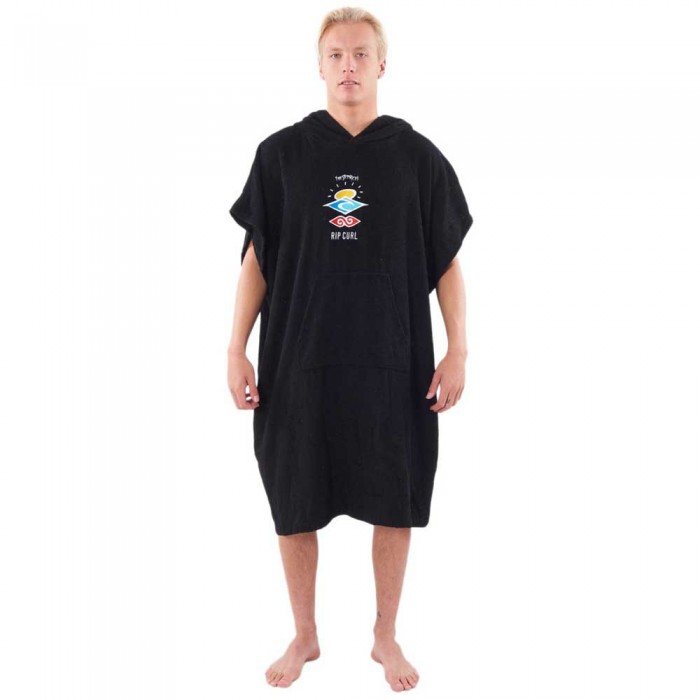 [해외]립컬 Wet As Hooded 14137683579 Washed Black