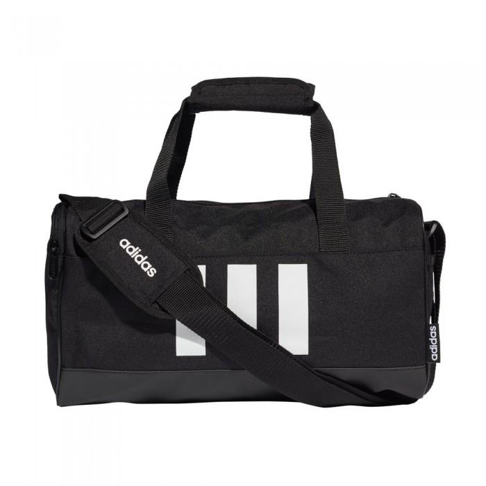 [해외]아디다스 3 Stripes XS 6137669791 Black / Black / White