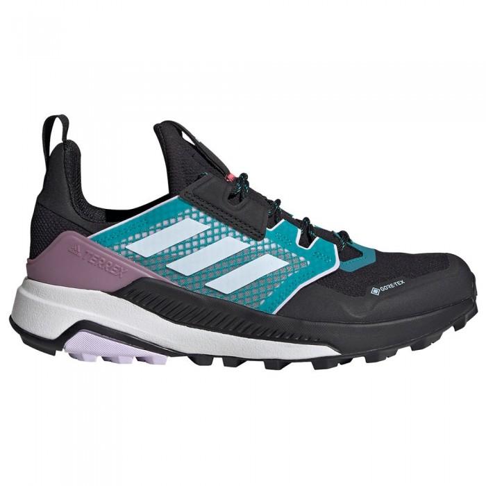 [해외]아디다스 테렉스 Trailmaker Goretex Woman6137668500 Core Black / Sky Tint / Purple Tint