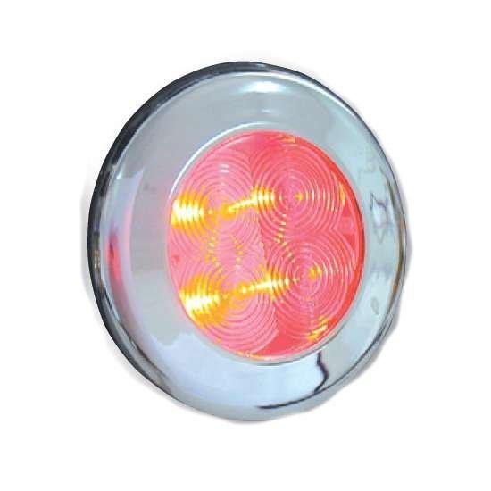 [해외]LALIZAS Red LED 1232124 Chrome