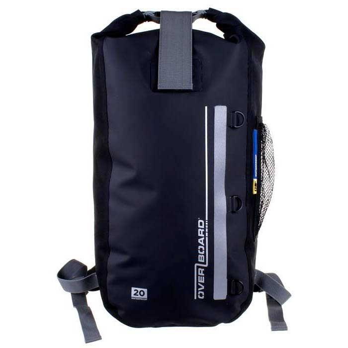 [해외]OVERBOARD Classic Backpack 20L 136082947 Black