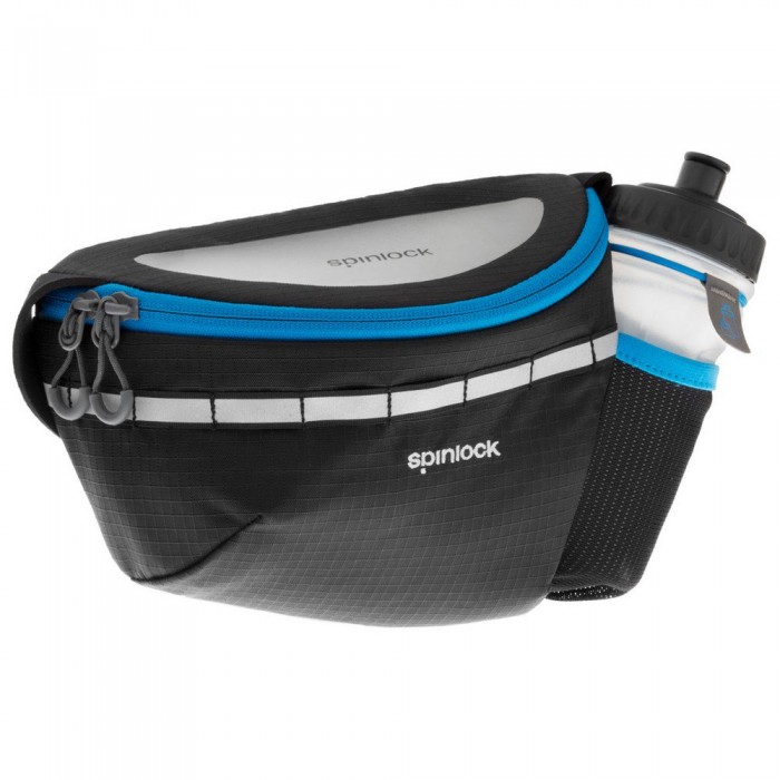 [해외]SPINLOCK Side Pack 8137632477 Black / Blue / Grey