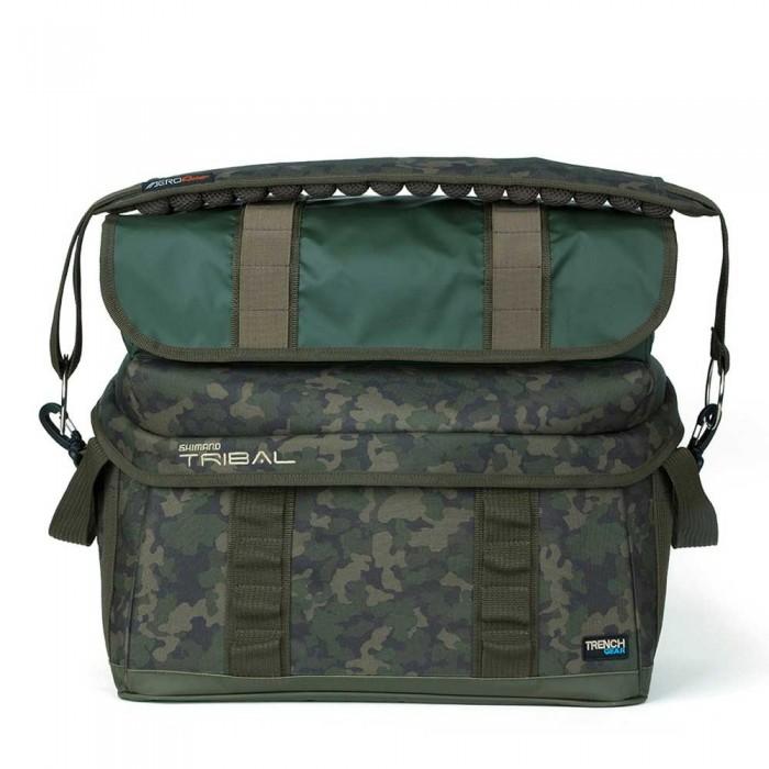 [해외]시마노 FISHING Trench Compact Carryall 137690770 Green