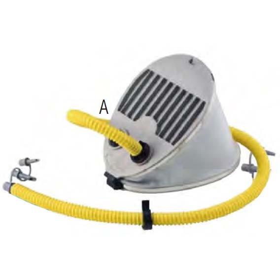[해외]BRAVO Foot Pump 13558386 5L