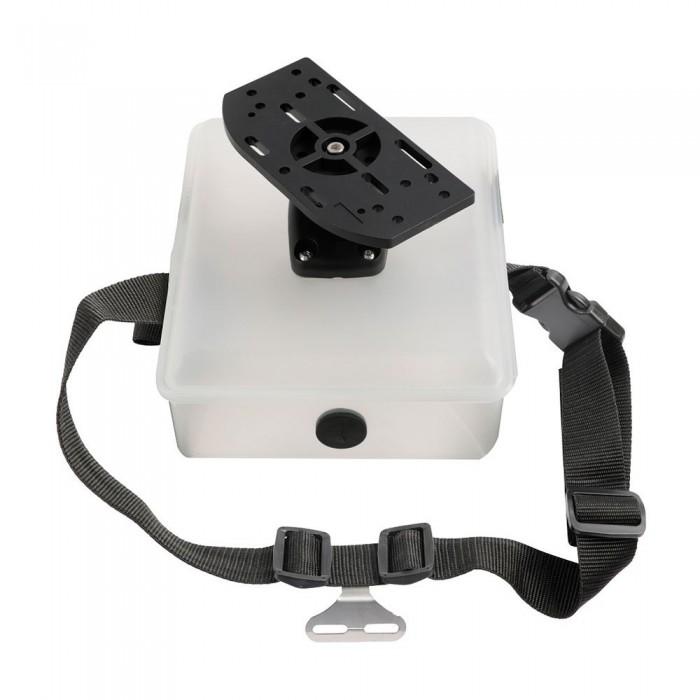 [해외]PIKE N BASS Float Tube Transducer Mount + Battery Box 137683018