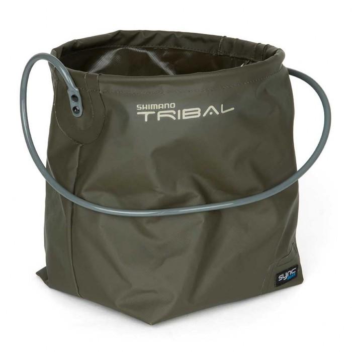 [해외]시마노 FISHING Sync Collapsible Bucket 137690769 Green