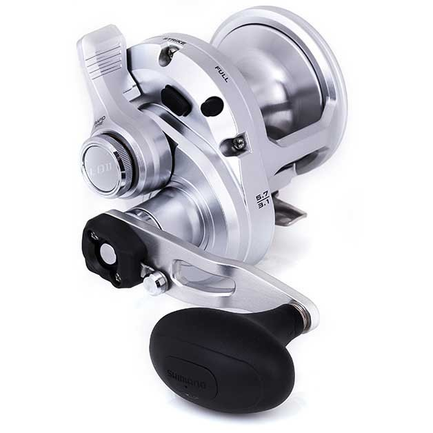 [해외]시마노 FISHING Speedmaster LD II 137693100 Silver