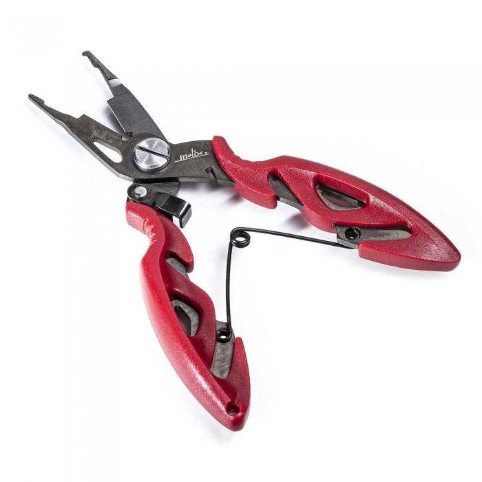 [해외]MOLIX Mini Split Ring Pliers 12.7 cm 137712398 Red