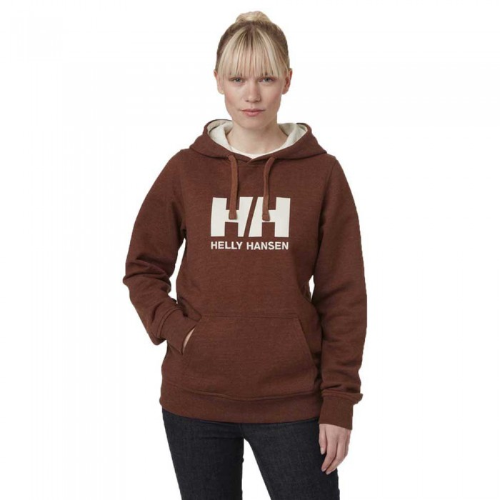 [해외]헬리한센 Logo 8137626346 Redwood Melange