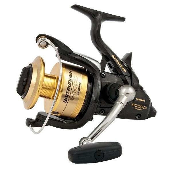 [해외]시마노 FISHING Baitrunner D 30815 Black
