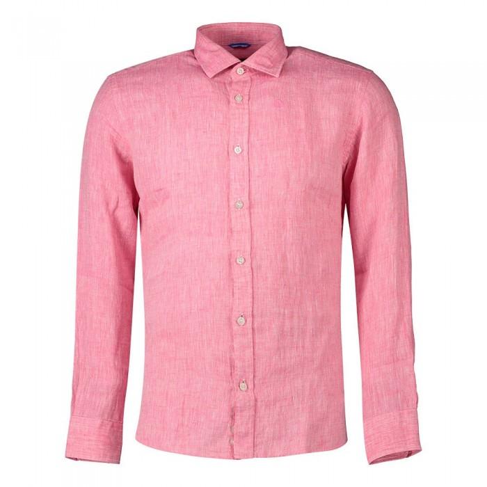 [해외]NORTH SAILS Point Collar Regular 137315399 Silver Pink
