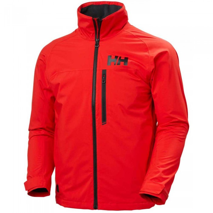 [해외]헬리한센 HP Racing Midlayer 137626358 Alert Red