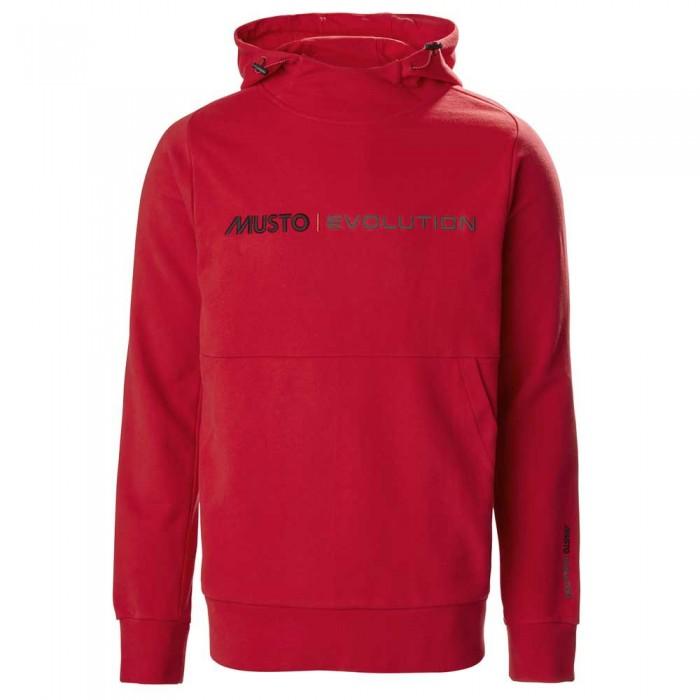 [해외]무스토 Evolution Logo 137651853 True Red