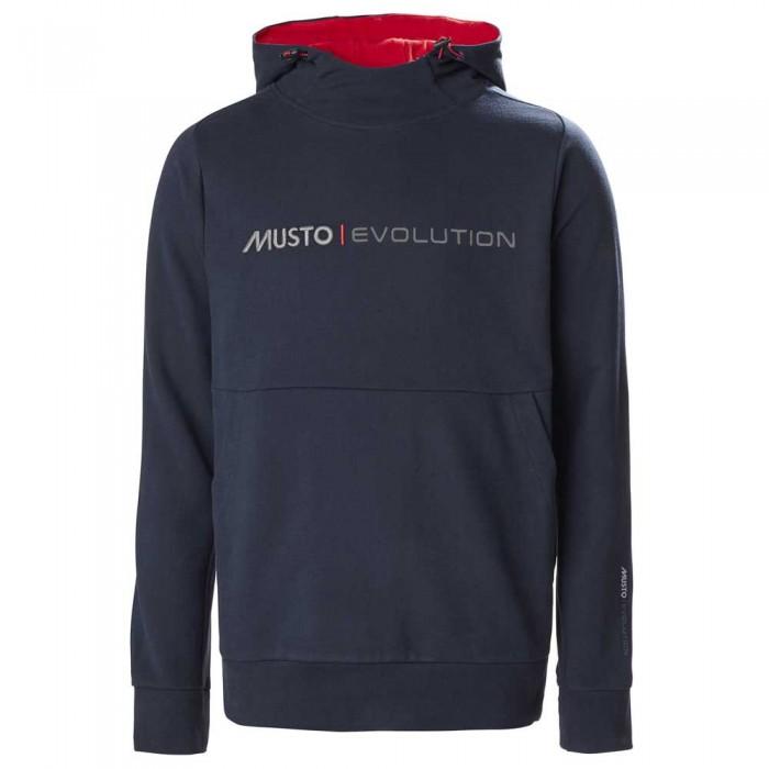[해외]무스토 Evolution Logo 137651854 True Navy