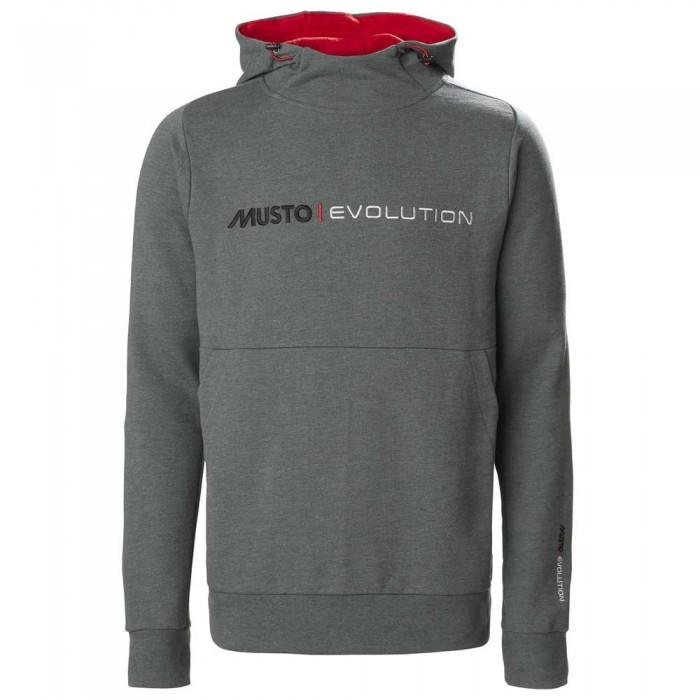 [해외]무스토 Evolution Logo 137651855 Gunmetal Marl