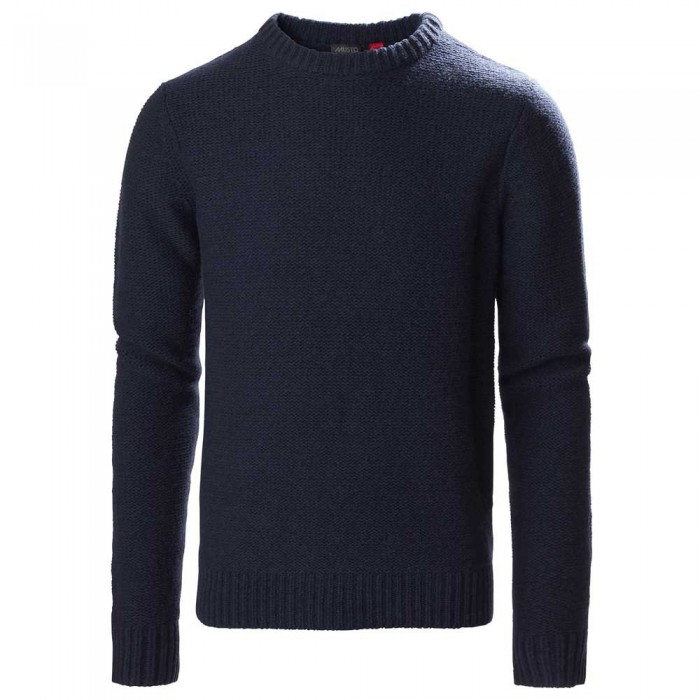 [해외]무스토 Marina Wool Crew Knit 137651867 True Navy