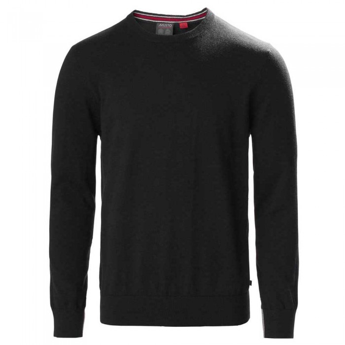 [해외]무스토 Portofino Crew Knit 137651871 True Black
