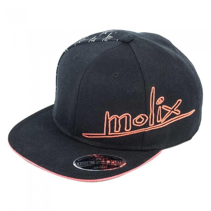 [해외]MOLIX Premium Snapback 137717435 Black