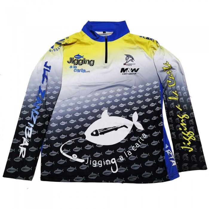 [해외]JLC Team Technical 137730284 Black / White / Blue / Yellow