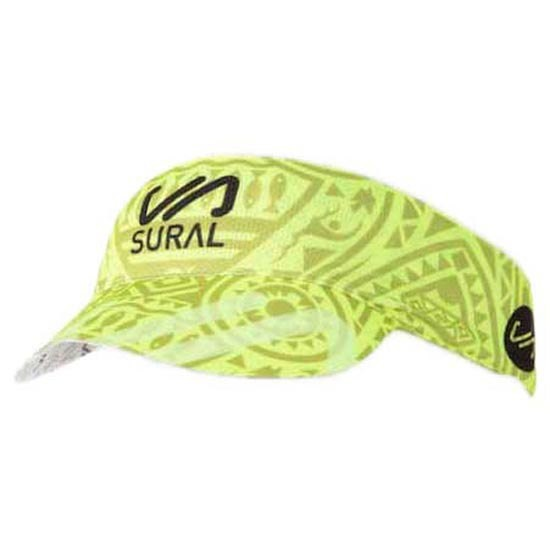[해외]SURAL Visor Packable 6136073838 Yellow Fluor