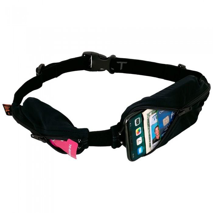 [해외]SPIBELT Dual Pocket Pro 7137712419 Black