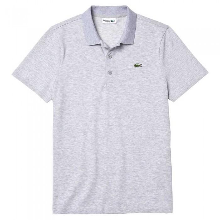 [해외]라코스테 Sport Cotton Blend Ottoman 7137685045 Grey Chine / Grey Chine