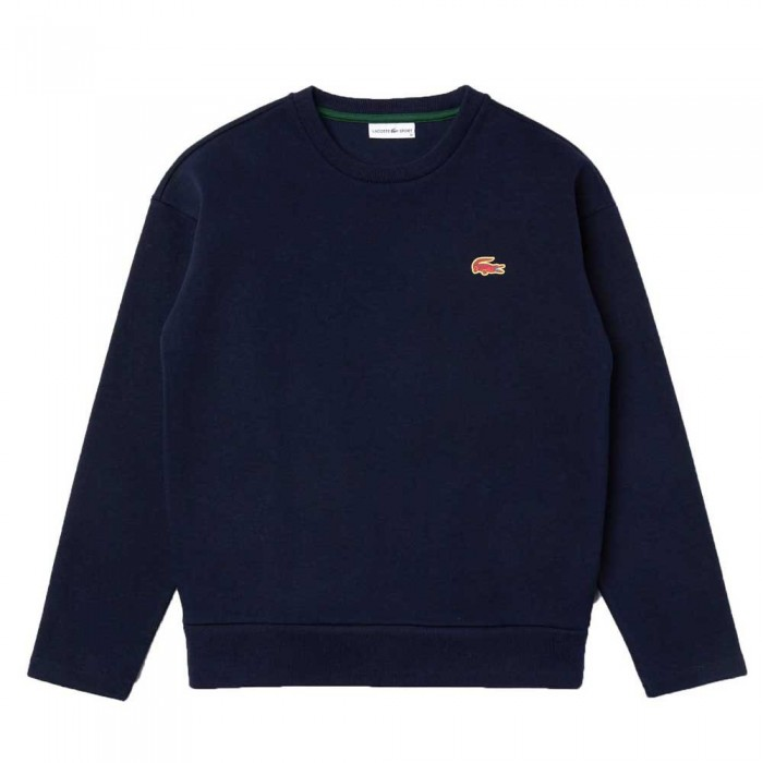 [해외]라코스테 Sport Crew Cotton 12137685203 Navy Blue