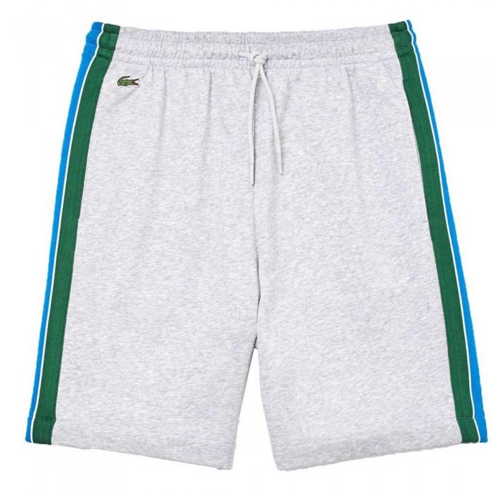 [해외]라코스테 Sport Unbrushed Cotton Blend 12137685075 Grey Chine / Navy Blue / Blue