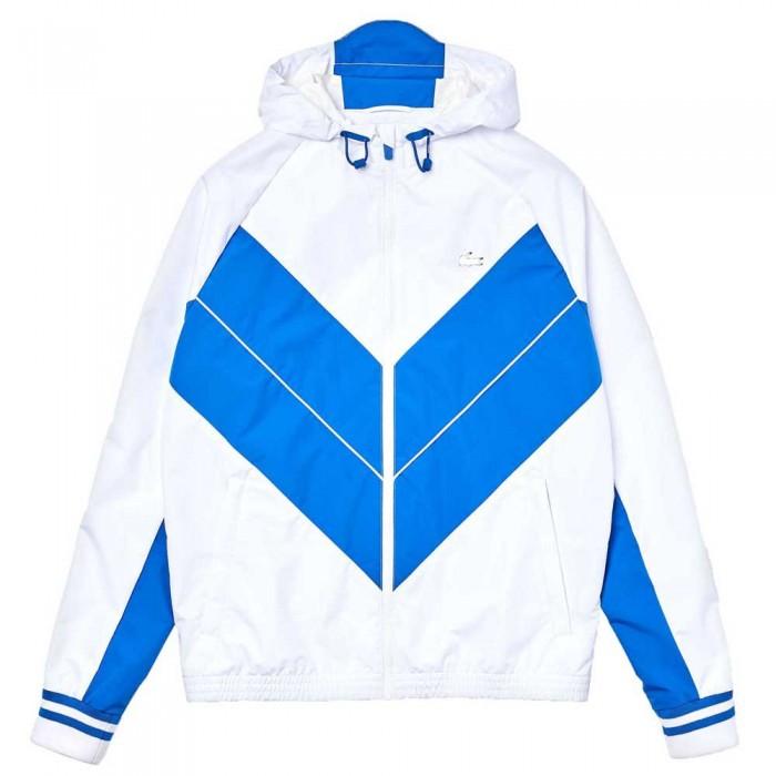 [해외]라코스테 Sport Blouson 12137685002 White / Marina