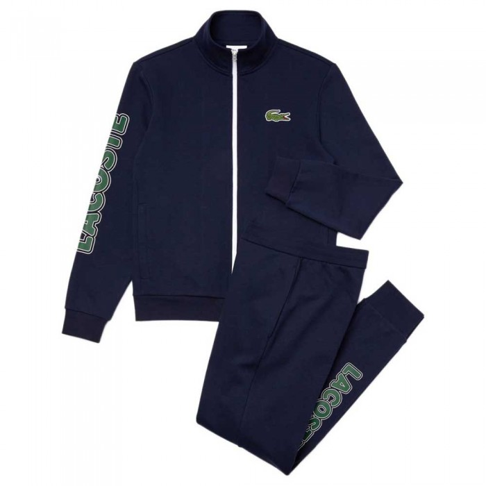 [해외]라코스테 Sport Signature 12137648610 Navy Blue / Green / White