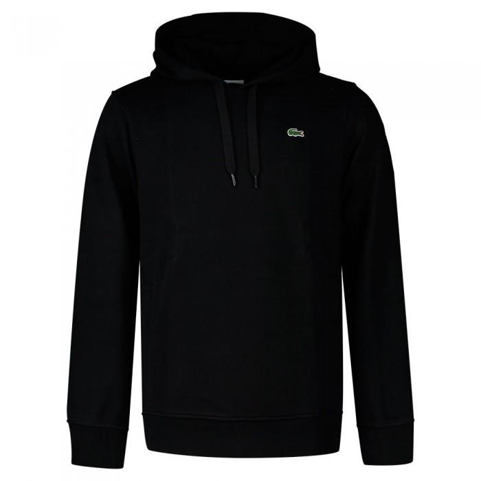 [해외]라코스테 Sport Hooded 12137648568 Black