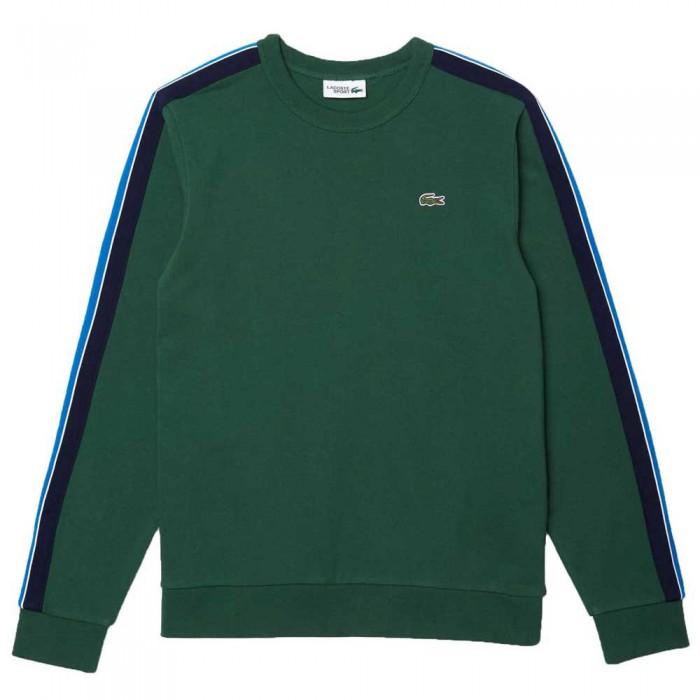 [해외]라코스테 Sport Contrast Bands 12137685231 Green / Grey Chine / Ultramarine