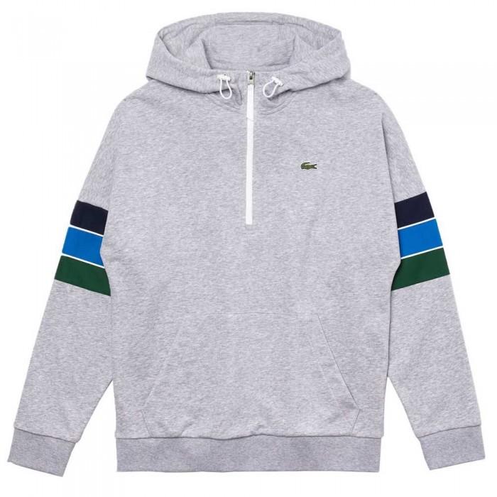 [해외]라코스테 Sport Colourblock 12137685236 Grey Chine / Navy Blue / Ultramarine