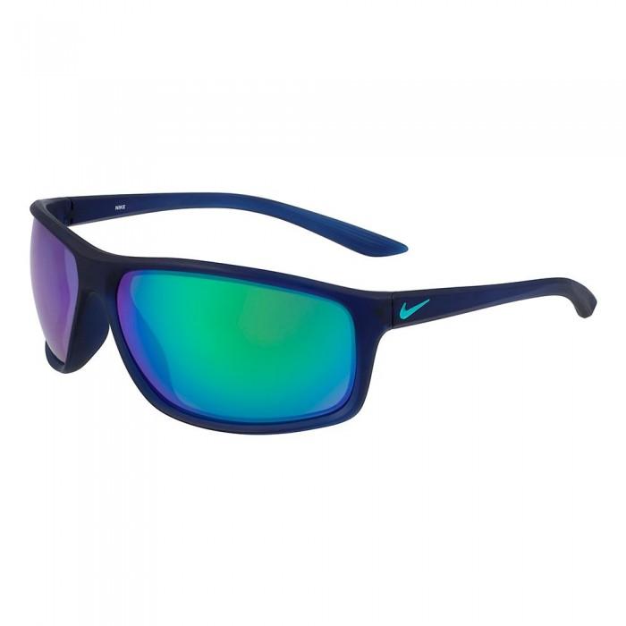 [해외]나이키 비전 Adrenaline Mirrored 14137455687 Matte Midnight Navy / Clear Jade / Green