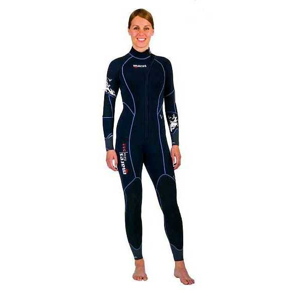 [해외]마레스 Flexa 3.2.2 mm She Dives 1011415 Black / Blue