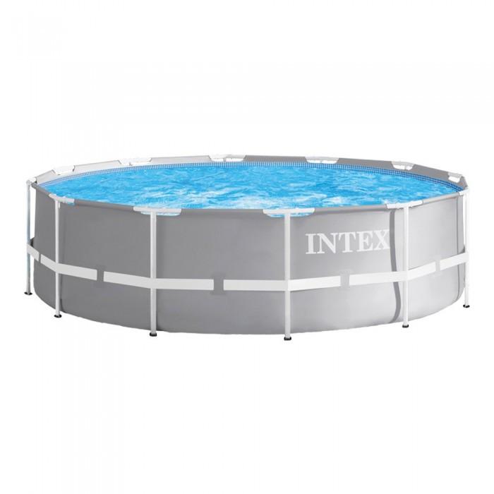 [해외]인텍스 Prisma Frame Range Round Collapsible Swimming Pool With Filter 6137204425