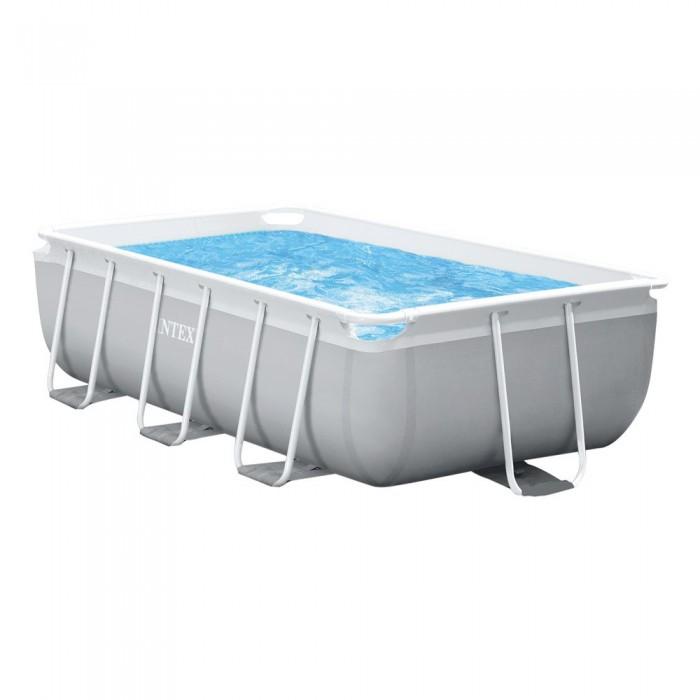 [해외]인텍스 Prisma Frame Rectangular Swimming Pool With Filter 6137204429