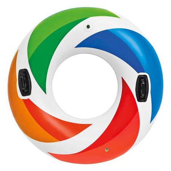 [해외]인텍스 Inflatable Whirl Tube Tyre 6137204438