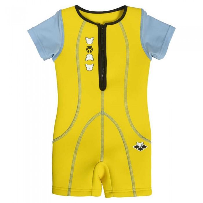 [해외]아레나 AWT Warmsuit 6137461358 Yellow / White