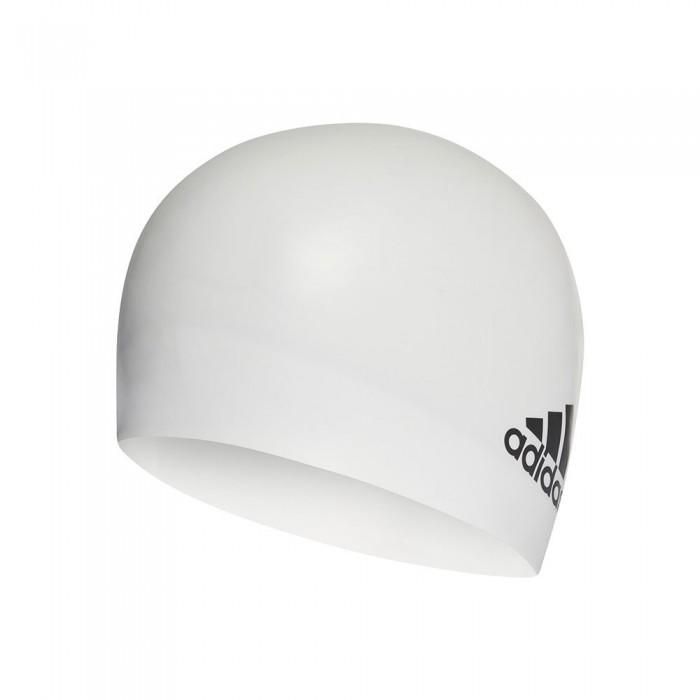 [해외]아디다스 Silicone Logo 6137669440 White / Black