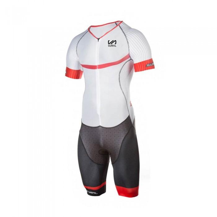 [해외]SURAL Crono 6137711504 Black / White / Red