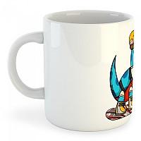 [해외]KRUSKIS Mug Dino Snow 5137623020 White