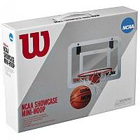 [해외]윌슨 NCAA Showcase Mini Hoop 3137093418 White