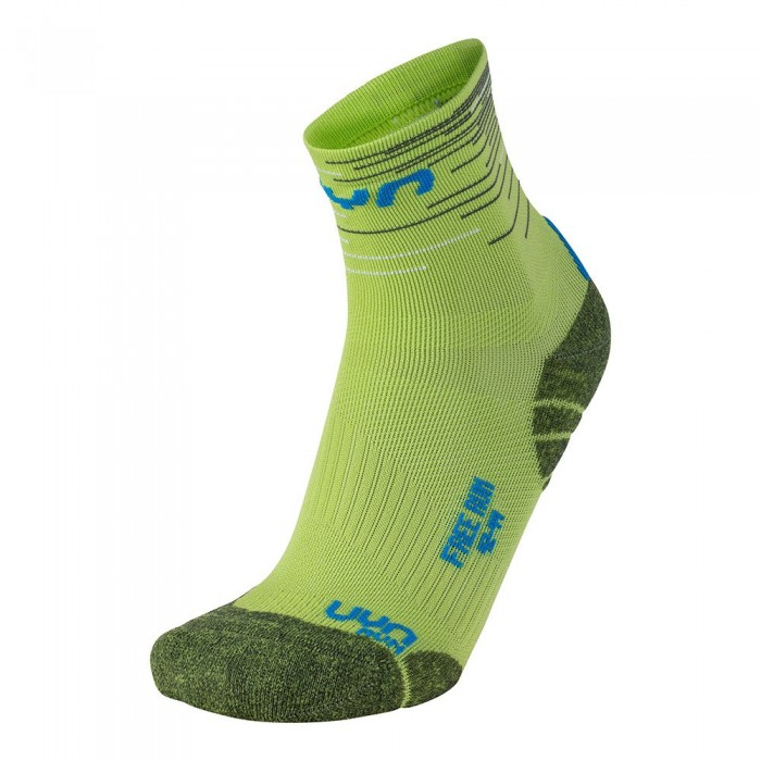 [해외]UYN Free 6137636227 Green Lime / French Blue
