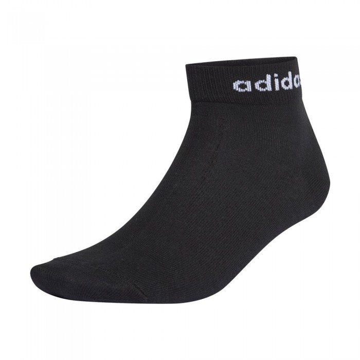 [해외]아디다스 Nc Ankle 3 Pair 6137669884 Black / White