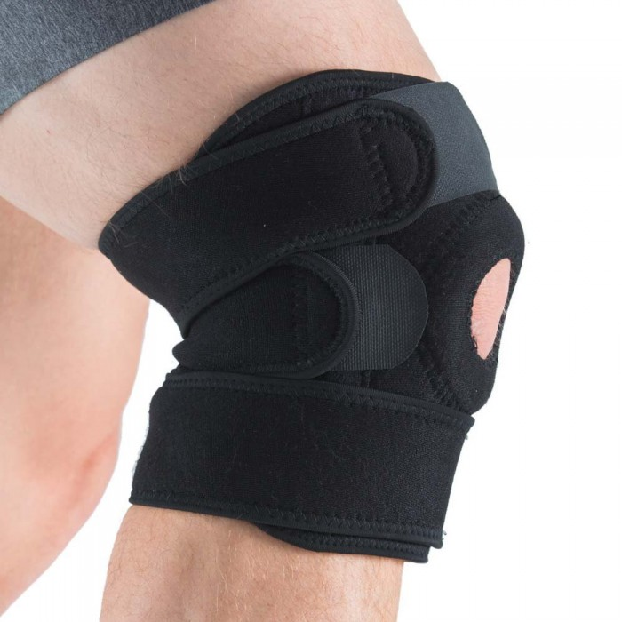 [해외]GYMSTICK Knee Support 2.0 7137685850 Black