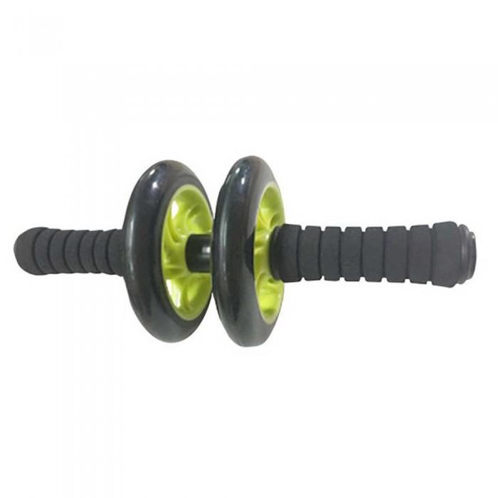 [해외]SOFTEE Abdominal Training Double Wheel 7137567928 Green