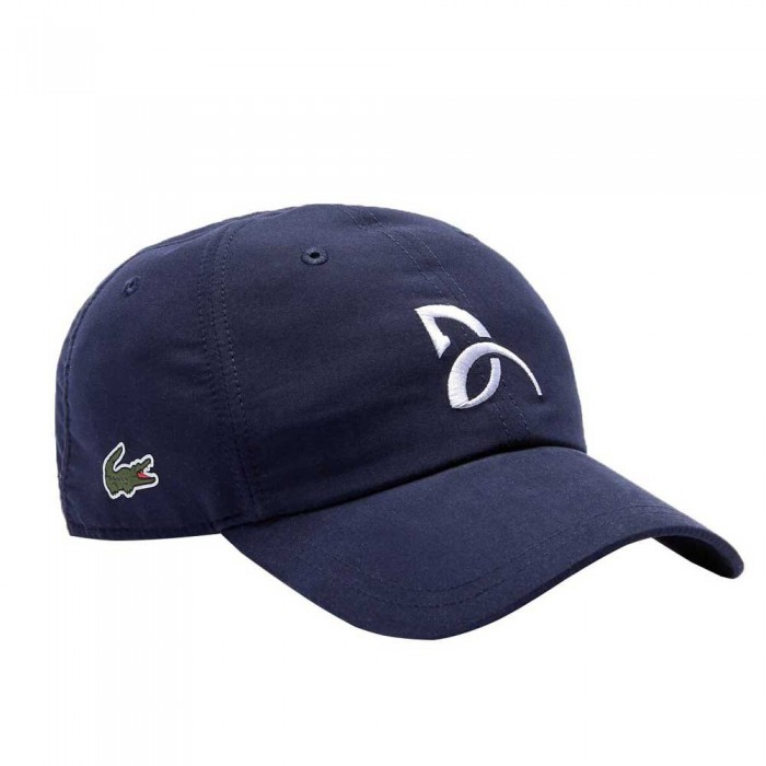 [해외]라코스테 Sport Cap 7137685170 Navy Blue / White