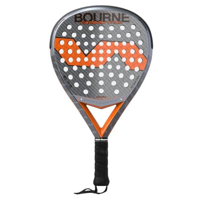 [해외]VARLION Bourne Carbon Titan 12137616787 Silver / Orange